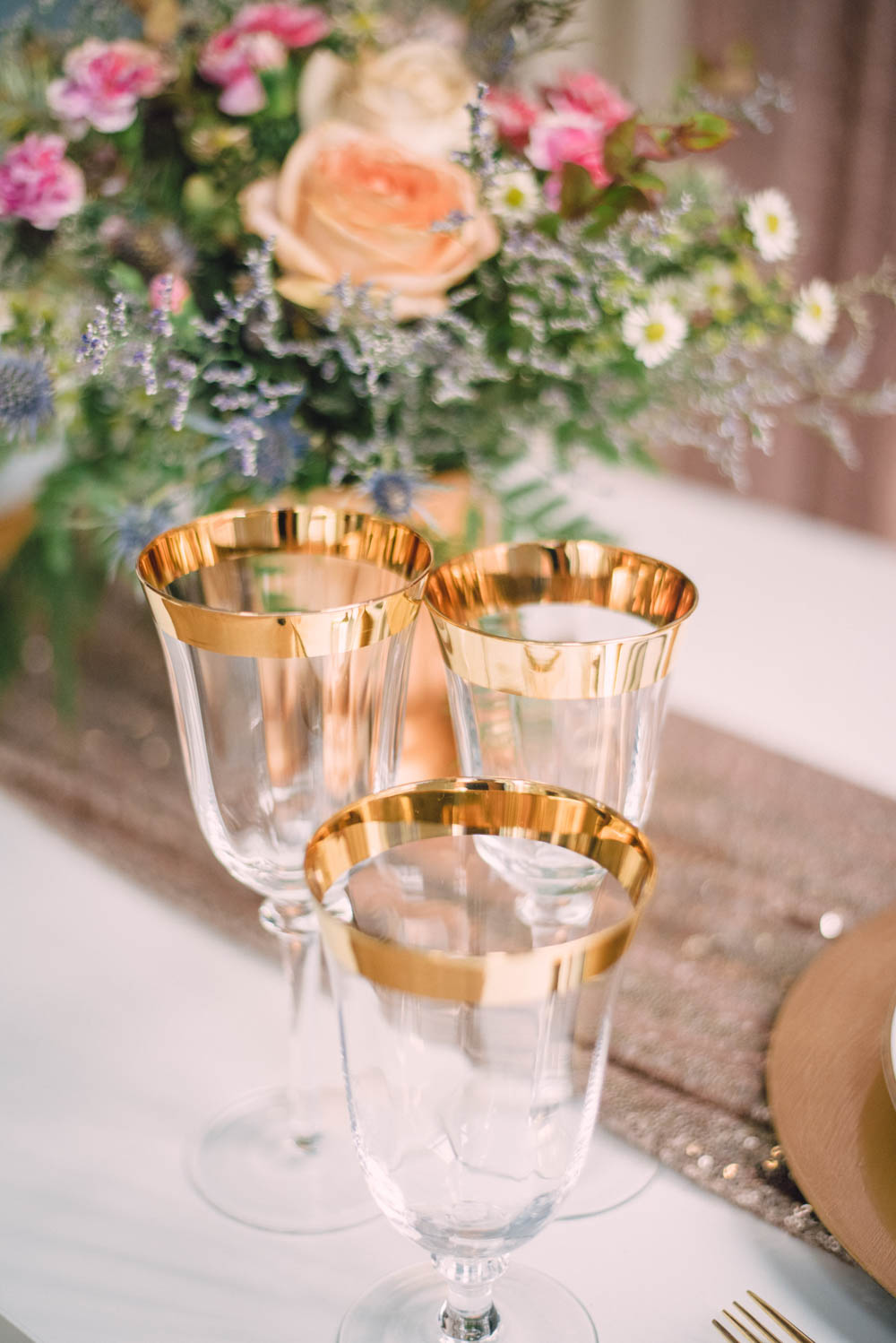 Gold_Rimmed_Wedding_Wine_Glasses_Top_Wedding_Photographers_Toronto