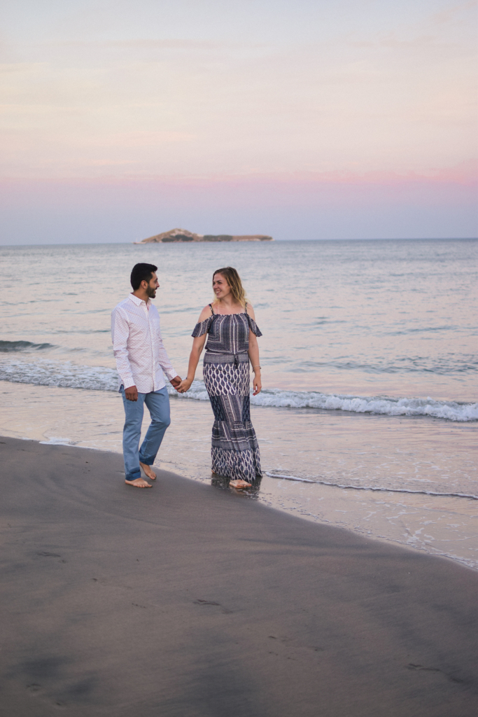 Playa_blanca_Sun_Set_engagement_Shoot