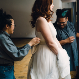Bohemian Styled Shoot – Behind The Scenes
